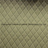 2017 Popular PVC Upholstery Leather for Home Decorative