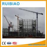 China Shanghai 2017 Factory Qtz Tower Crane Construction Crane Tower Crane Price