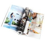 Hot Selling Cmyk Full Color Printed Hard Cover Book Printing for 2018
