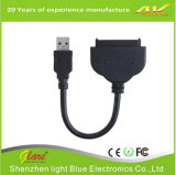 USB 3.0 to SATA 22pin Data Power Cable