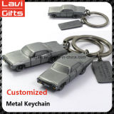 Promotion Gift Custom 3D Metal Car Shape Key Chains