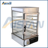 Eh600 600L 6 Deck Electric Glass Commerical Chinese Bun Steamer