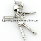 Fashion Robot Jewelry pendant