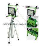 Tripod Stand 30W Construction LED Light with Dimmable Button