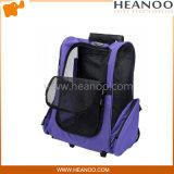 Large Puppy Shoulder Dog Cat Carrier Backpack for Biking Motorcycle