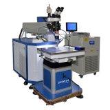 CCD Viewing 200W Spot YAG Laser Welding Zinc Laser Welder Machine with Electrical up Down Laser Head