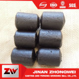 High Chromium Dia Iron Cast Steel Ball with Cylpebs Grinding Media