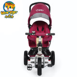 2016 New Hand Push Baby Tricycle with High Quality