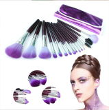 High Quality Makeup Brush Cosmetic Brush with Nylon Hair (16PCS)