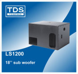 18'' Subwoofer Speaker Box Ls1200