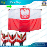 Sports Fan Cape Body Flag (A-NF07F02005)