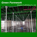 Early Stripping Head Steel Panel Floor Formwork for Building Concrete Construction