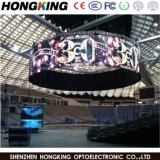 Indoor/Outdoor Both Used P3 P3.9 P4 P4.8 Pixel Curved Rental/Fixed Soft LED Display Screen