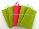 Girls Favorite Colorful Soft Mobile Phone Pouch