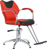 Stainless Armrest Styling Beauty Chair Hydraulic Salon Equipment