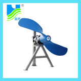 Submersible Centrifugal Slow Speed Propeller Mixer (QJB)