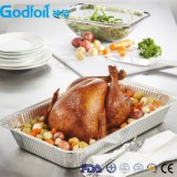 Disposable Gastronorm Aluminum Foil Steam Table Pan Half Size Deep Heavy Duty Roaster Pan Aluminium Foil Container From Silverengineer