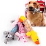 Stuffed Squeaky Animal Pig-Duck-Elephant Plush Pet Soft Plush Dog Toy