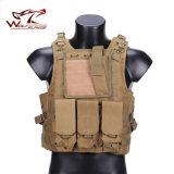 Molle Combat Vest Amphibious Tactical Safety Vest for Military Protective Vest