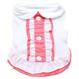 Female Small Cute Pet Dress Dog Clothes for Summer