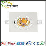 2018 New Design 12W LED Down Light, IP44 Lifud Driver LED Downlighting