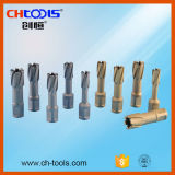 Tct Weldon Shank Version P Magnetic Drill