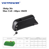 36V 20ah Downtube Lithium Battery 10s6p Battery Pack Victpower