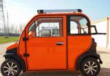 Cheap Solar Vehicle with Electric Power for Passenger