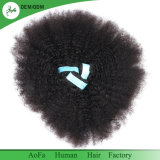 Top Quality Mongolian Hair Afro Kinky Curly Virgin Remy Hair