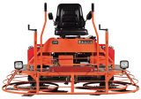 Concrete Gasoline Ride-on Power Trowel Machine Gyp-836 with Multi-Directional Steering System