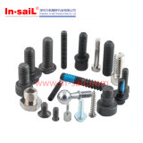 DIN Stndard Stainless Steel Screws, Black Oxide Bolts, M10 Studs