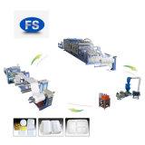 Export Price PS Foam Fast Food Box Vacuum Making Machine
