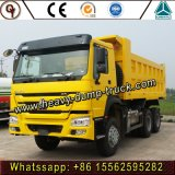 HOWO 10 Wheelers Tipper Truck Dump Truck for Construction Work