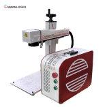 CNC Economical Table Fiber Laser Marker Marking Machine for Metal
