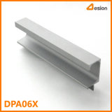 Aluminium Extrusion Profile Handle of Dpa06X