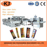 Automatic Spaghetti Packaging Machine Line with Three Weighers