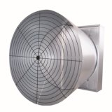 Poultry Used Steel Material Butterfly Cone Exhaust Fan