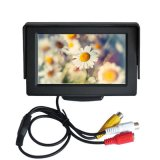 China Supplier 4.3 Inch Screen Mini LCD Car Video Monitor