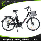 Classic and Hot Sale Woman Style E-Bike (TDF36Z)