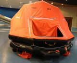 50 Persons Solas/Ec/CCS/Med Inflatable Life Raft/Life Floating Cheap Price