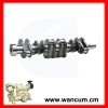 China Engine Parts Crankshaft for Xj250