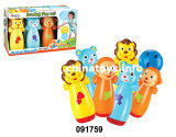 Cartoon Bowling Set Toy Sport Set (091759)