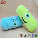 Monster Cylinder College and Single Eye Plush Soft Pillow