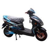 1000W Hot Sale Electric Motorcycle with Brushless Motor (EM-018)
