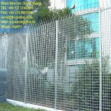 Galvanized Fence Steel Grating for Secutrity Fence