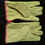 Professional Industrial Leather Working Gloves Safety Gloves