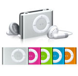 USB Micro SD Card Mini MP3 Player