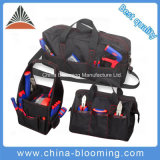 Polyester Multi-Pocket Storage Bag Electrician Carpenter Gear Tool Bag