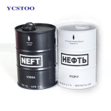Chinese Manufacturers Wholesale Tin Can Liquor Bottle