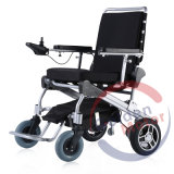 8'', 10'', 12'' Electric Brushless Foldable Power Wheelchair with LiFePO4 Battery